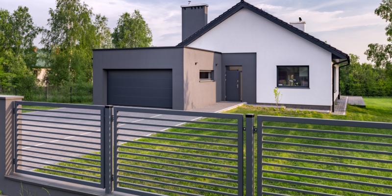 Wykonanie ogrodzenia